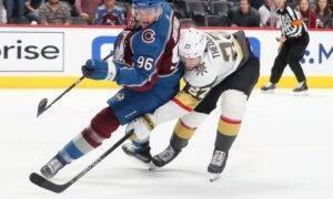 NHL-¼-finala-Vegas–Kolorado