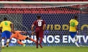 Sbornaya-Brazilii-startovala-na-Kubke-Amerike-s-pobedy-nad-Venesueloj – Nejmar-zabil