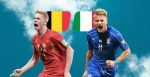 Prognoz-matcha-i-stavki-bukmekerov-na-igru-¼-finala-Evro-Bel'giya – Italiya